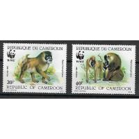 Timbre du Cameroun - Numéro 822 à 823 - Neuf sans Charnière