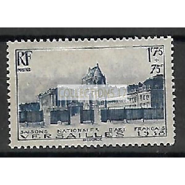 Timbre de France - Numéro 379 - Neuf avec Charnière