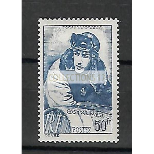 Timbre de France - Numéro 461 - Neuf avec Charnière