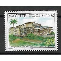 Timbre de Mayotte - Numéro 146 - Neuf sans Charnière