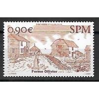 Saint Pierre & Miquelon - Numéro 814 - Neuf sans Charnière
