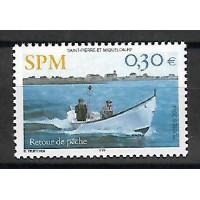 Saint Pierre & Miquelon - Numéro 815 - Neuf sans Charnière
