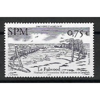 Saint Pierre & Miquelon - Numéro 822 - Neuf sans Charnière