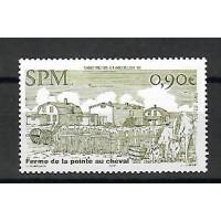 Saint Pierre & Miquelon - Numéro 851 - Neuf sans Charnière