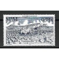 Saint Pierre & Miquelon - Numéro 857 - Neuf sans Charnière