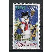Saint Pierre & Miquelon - Numéro 859 - Neuf sans Charnière