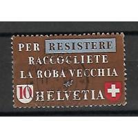 Suisse - Numéro 376 - Oblitéré