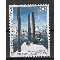 Andorre - Numéro 439 - Neuf sans Charnière