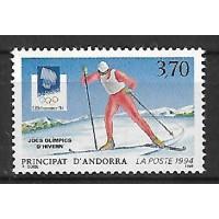 Andorre - Numéro 441 - Neuf sans Charnière