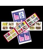 Carnets de France Neuf, Oblitéré, Charnière, Gomme