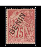 Ventes de Timbres sur les Anciennes Colonies Françaises - Bénin, Cameroun, Gabon, Madagascar...