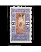 Ventes de Timbres sur les Anciennes Colonies Françaises - Dahomey, Inde, Comores...