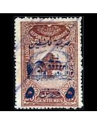 Ventes de Timbres sur les Anciennes Colonies Françaises - Grand Liban, Comores, Diégo...