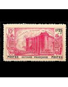 Ventes de Timbres sur les Anciennes Colonies Françaises - Guyane, Congo, Togo...