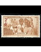 Ventes de Timbres sur les Anciennes Colonies Françaises - Guadeloupe, Martinique, Réunion...