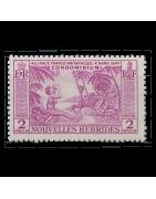 Ventes de Timbres sur les Anciennes Colonies Françaises - Nouvelles Hébrides