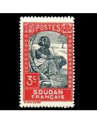 Ventes de Timbres sur les Anciennes Colonies Françaises -  Soudan, Madagascar, Chine, Moheli...