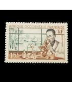 Ventes de Timbres sur les Anciennes Colonies Françaises - AOF, AEF, Madagascar, Martinique, Guadeloupe...