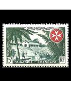 Ventes de Timbres sur les Anciennes Colonies Françaises - AEF, AOF, Niger, Madagascar...
