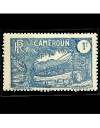 Ventes de Timbres sur les Anciennes Colonies Françaises - Cameroun, Madagascar, Hoi-Hao...
