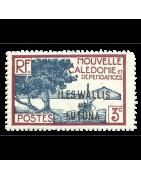 Ventes de Timbres sur les Anciennes Colonies Françaises -  Wallis et Futuna