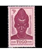 Ventes de Timbres sur les Anciennes Colonies Françaises - Togo, Congo, Gabon, Madagascar...