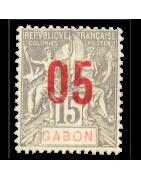 Ventes de Timbres sur les Anciennes Colonies Françaises - Gabon, Congo, Guinée...