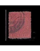 Timbre de Gibraltar Neuf, Oblitéré, Charnière, Gomme