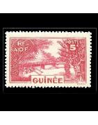 Ventes de Timbres sur les Anciennes Colonies Françaises - Guinée, Gabon, Congo, Madagascar...