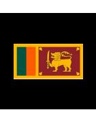 Timbre du Sri Lanka Neuf, Oblitéré, Charnière, Gomme