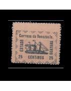 Timbre du Venezuela Neuf, Oblitéré, Charnière, Gomme