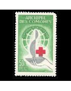 Ventes de Timbres sur les Anciennes Colonies Françaises - Comores, Martinique, Inde...
