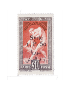 Ventes de Timbres sur les Anciennes Colonies Françaises - Syrie, Grand Liban, Chine...