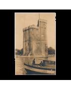 cartes postales de la charente maritime des années 1900