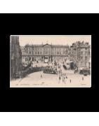 cartes postales du 33, Gironde