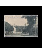 carte postale du département 92