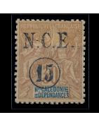 Philatélie - Anciennes Colonies Françaises - Nouvelle Calédonie - Ventes de Timbres