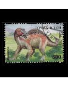 Ventes de Timbres Thématiques, Dinosaures, Oiseaux, Bateaux, Voitures, Sports, Insectes, Fleurs...